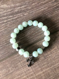 """Mint To Be"" Bracelet Stack"