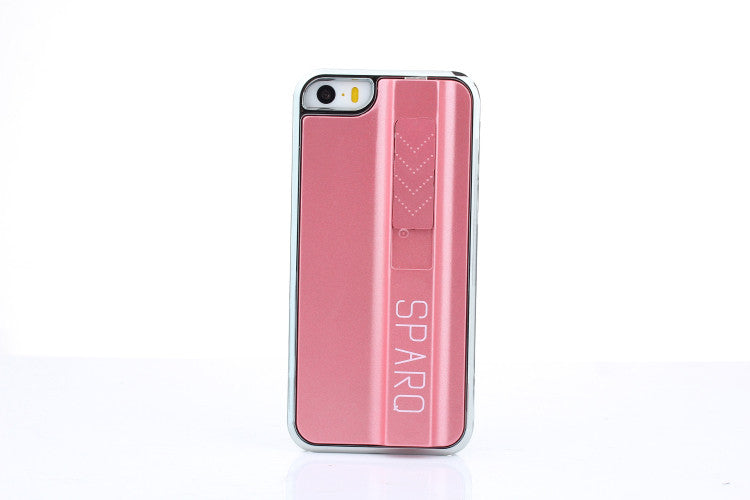 SPARQ LIGHTER CASE for iPhone 6 Plus/6S Plus in PINK