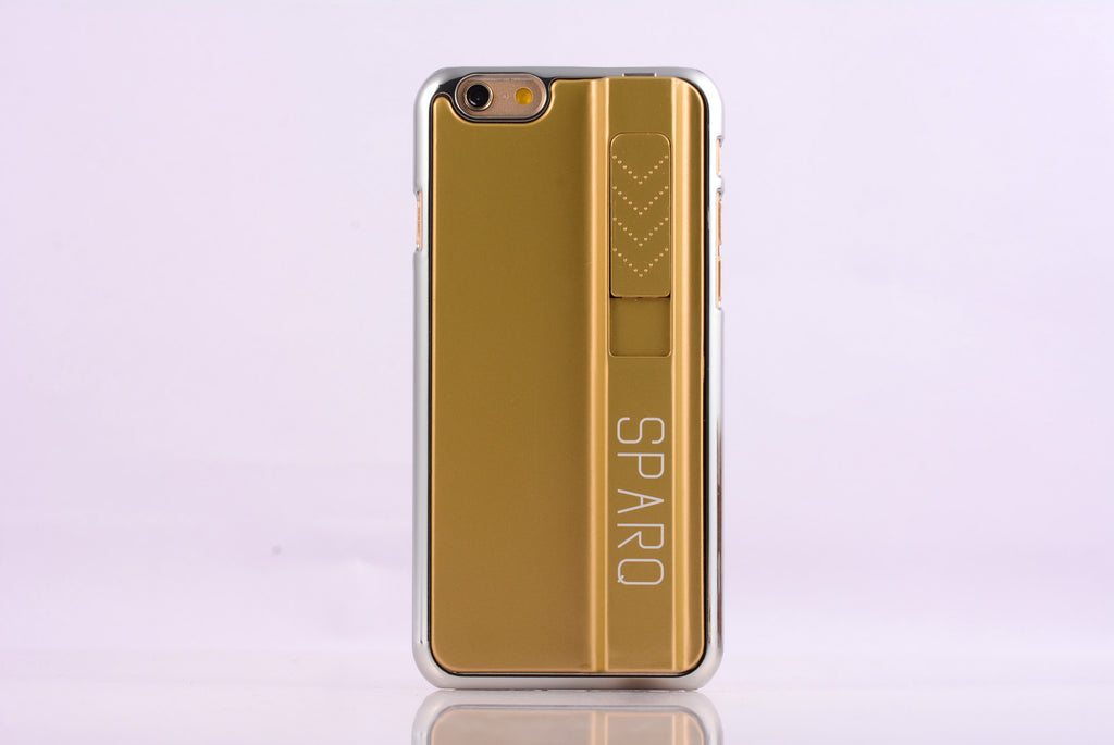 SPARQ LIGHTER CASE for iPhone 6 Plus/6S Plus in GOLD