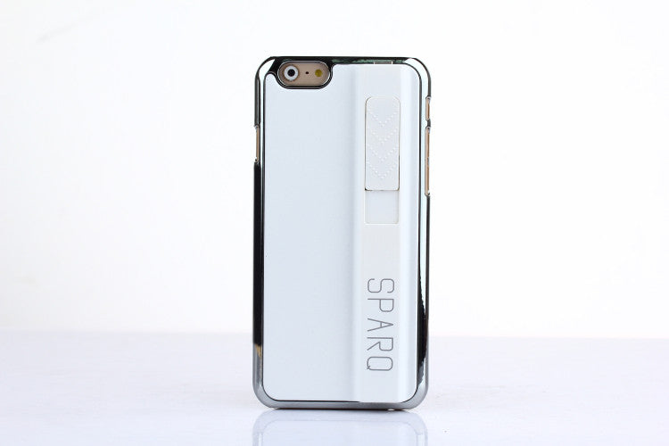 SPARQ LIGHTER CASE for iPhone 6 Plus/6S Plus in WHITE