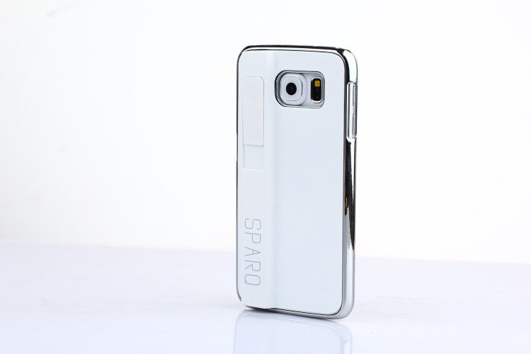 WHITE for Samsung S6 EDGE PLUS