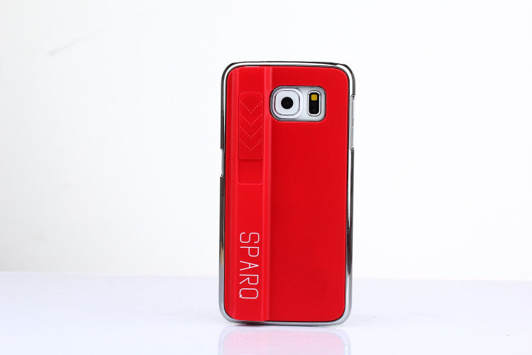 SPARQ LIGHTER CASE for Samsung S6 EDGE  in RED
