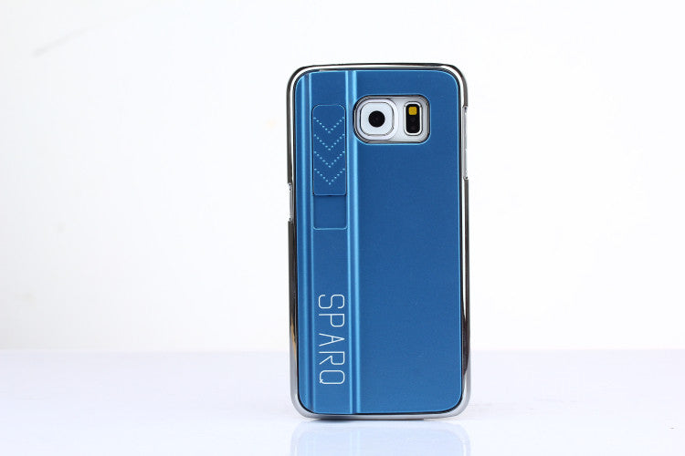 SPARQ LIGHTER CASE for Samsung S6 Edge in BLUE