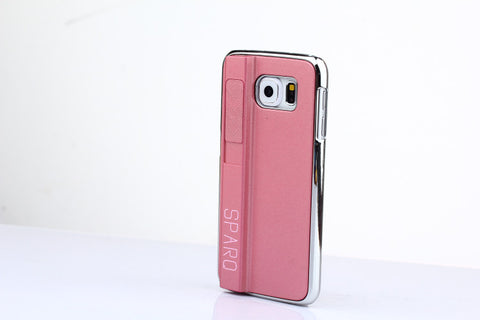 SPARQ LIGHTER CASE for Samsung S6 EDGE in PINK