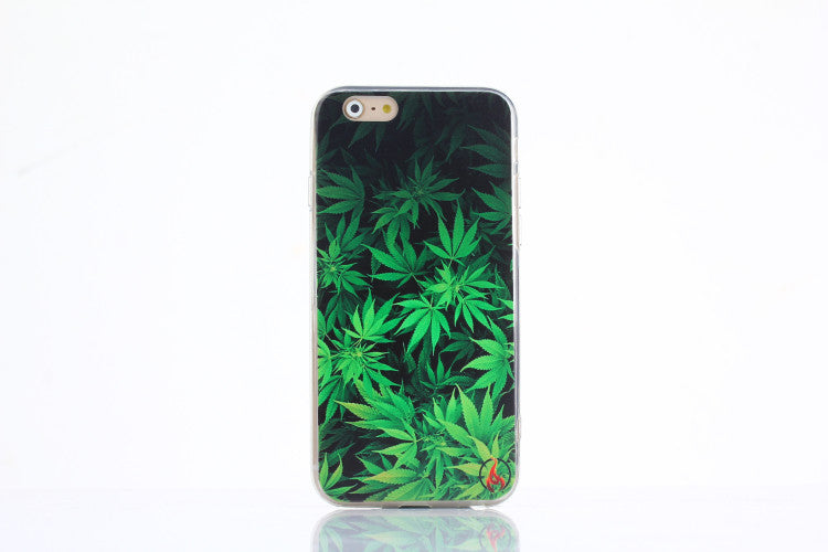 """ Ganja Green "" for iPhone"