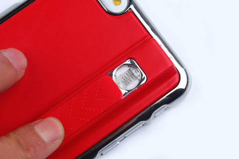 SPARQ LIGHTER CASE for iPhone 6 Plus/6S Plus in RED