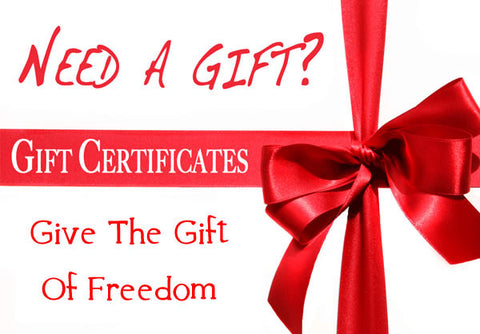 Accessories & Gift Certificates