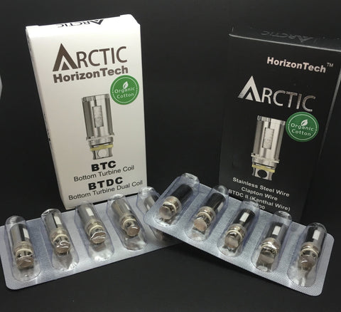 Replacement Coils & Atomizers