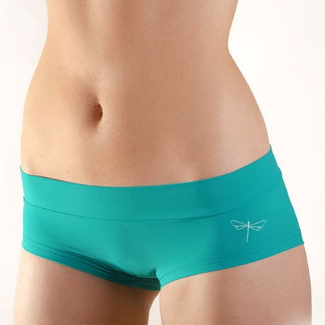 Hot Pants (Turquoise)