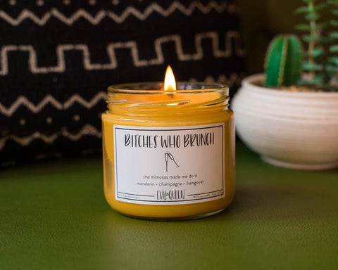 Bitches Who Brunch Candle [Evil Queen Candles]