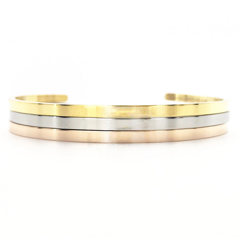 Classic Bangle - Metal Marvels - Bold mantras for bold women.