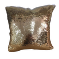 Just Fucking Leave Pillow Cover - Metal Marvels - Bold mantras for bold women.