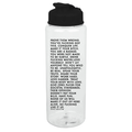 Prove Them Wrong 32 oz Water Bottle - Metal Marvels - Bold mantras for bold women.