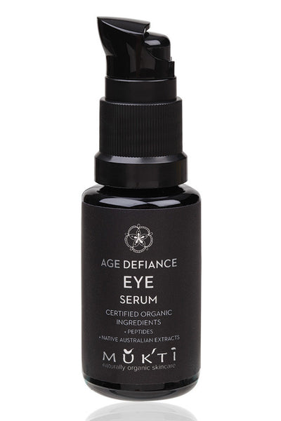 Mukti Organics - Age Defiance Eye Serum 15 ml