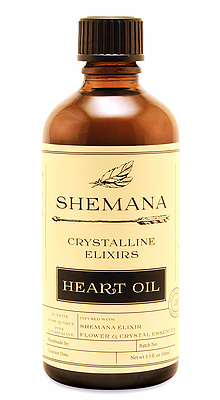shemana - heart oil 100ml