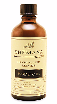 shemana - body oil 100ml