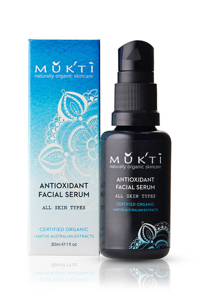 Mukti Organics - Antioxidant Facial Serum 30 ml