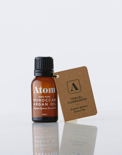 Atom - 100% Pure Argan Oil 30ml - Travel Companion