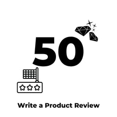 Write a Product Review for 50 Diamonds