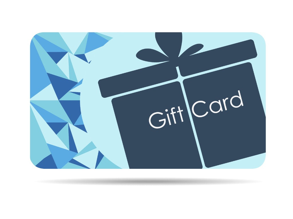 Gift Cards ($10, $25, $50 & $100)