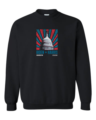 B&H 2021 Black Fleece Crewneck