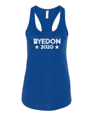 BYEDON Women's Royal Tank