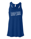 It IS Time Flowy Ladies Tank