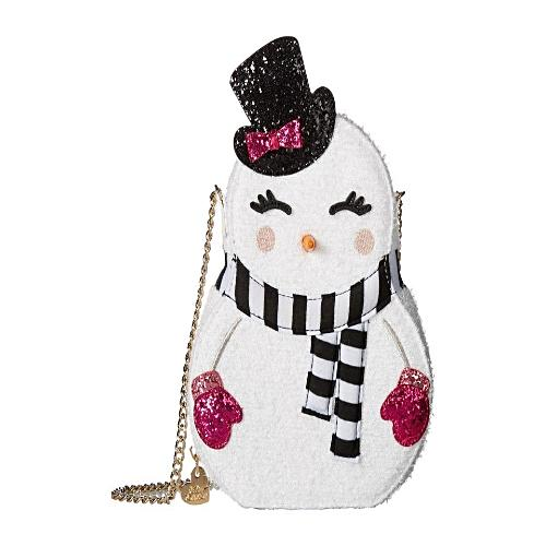 Betsey Johnson Snowgal Handbag - Lorraine's for Women