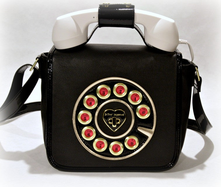Betsey Johnson Telephone Bag