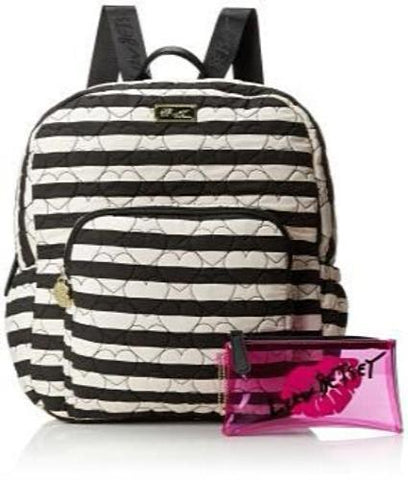 Betsey LUV Backpack Stripes - Lorraine's for Women