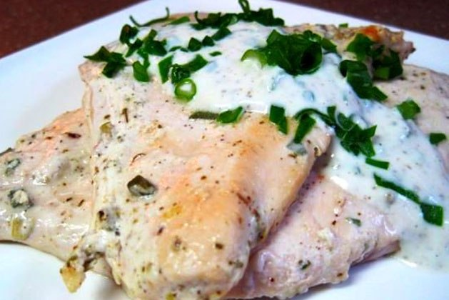 Greek Yoghurt Chicken