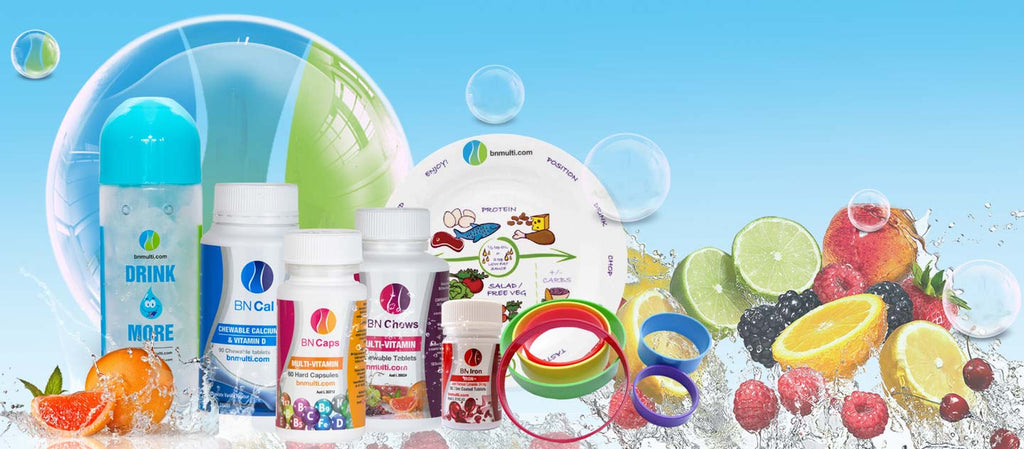 BN Multi weight loss surgery supplements