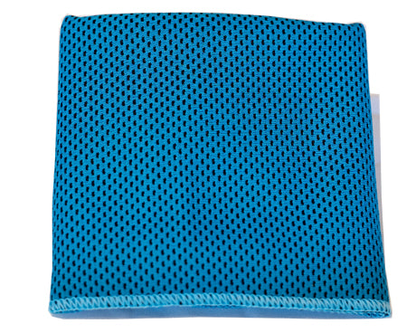 BN Workout Towel Blue