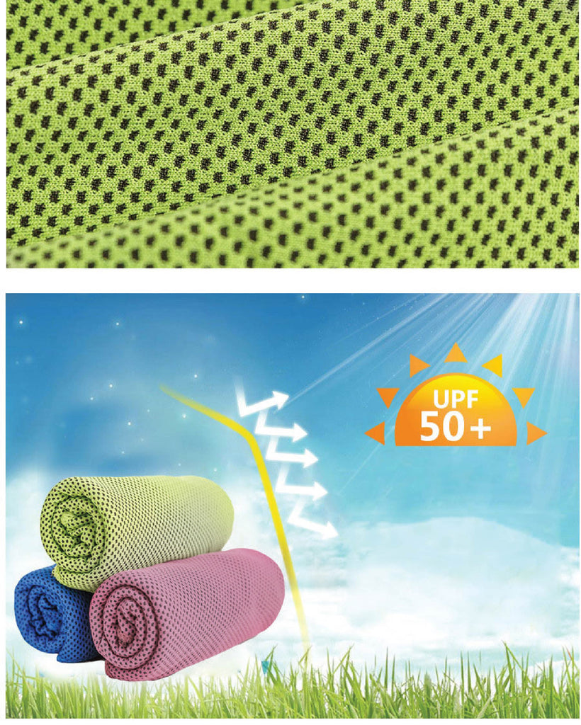 BN Workout Towels Sun Protection