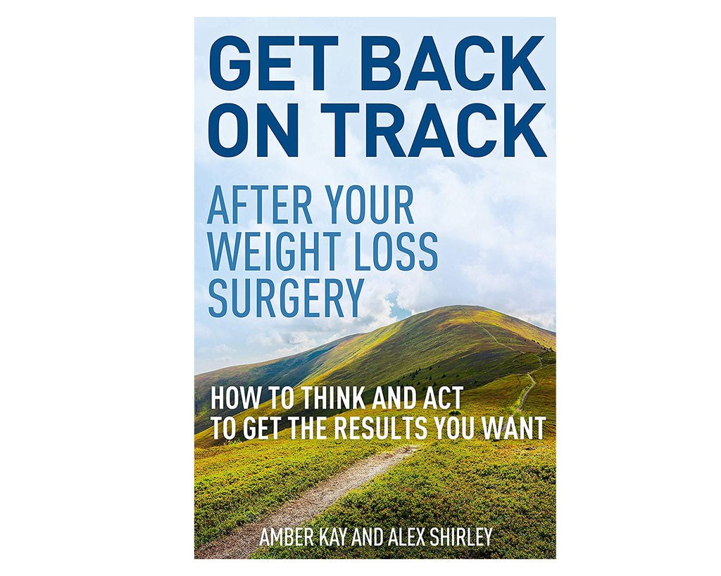 Get Back on Track after your Weight Loss Surgery Front Cover