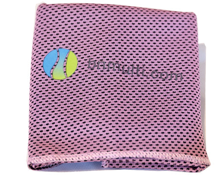 BN Workout Towel Pink