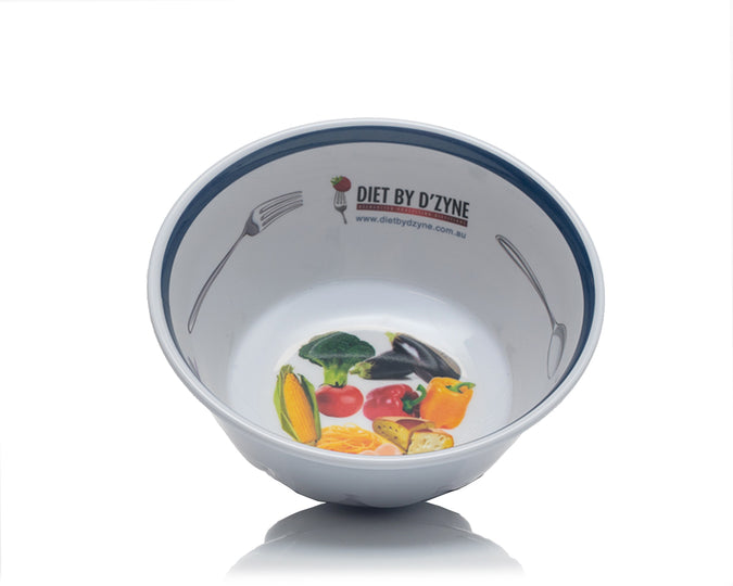 Portion Control Bowl_melamine - WLS Accessories