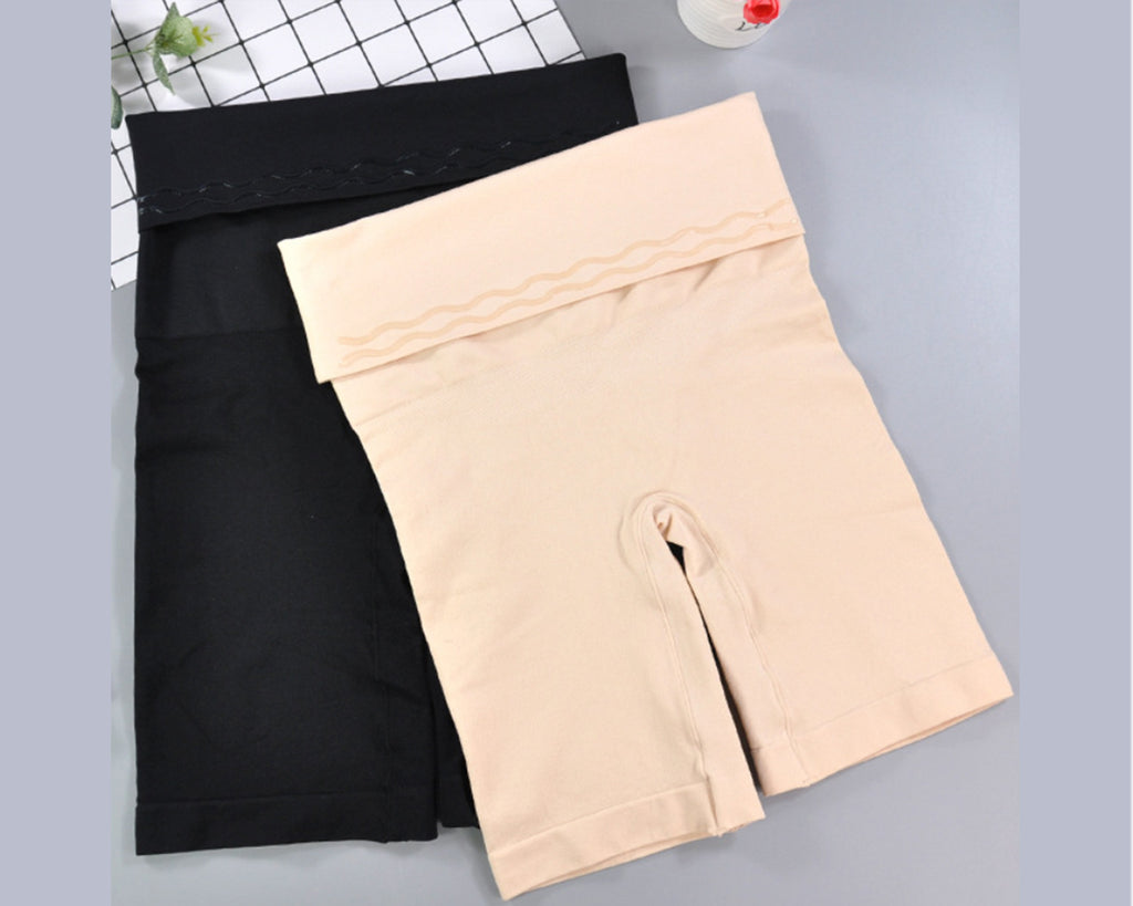 BN Shapely_Womens High Waist slimming Knee Length Hose