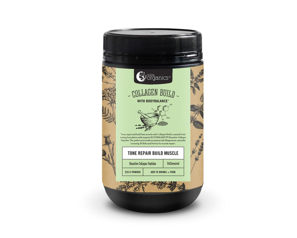 Nutra Organics Collagen Build with Bodybalance Tub