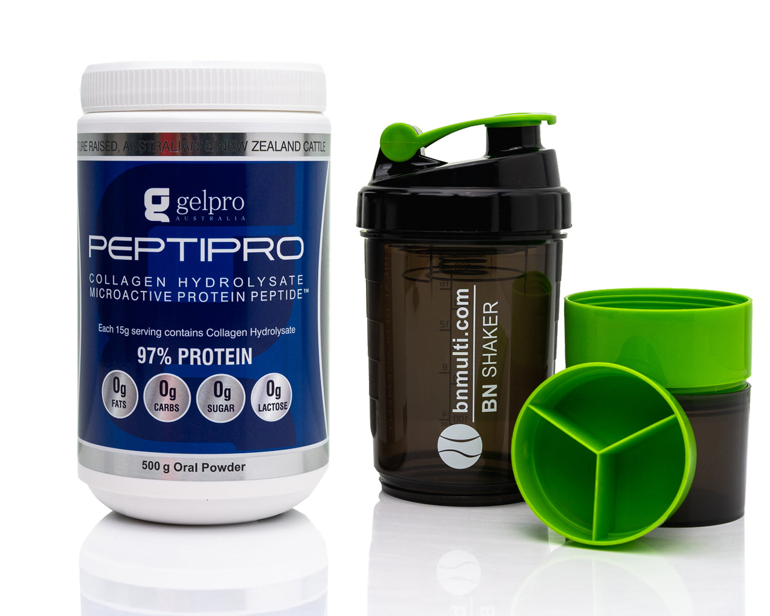 Peptipro with Shaker