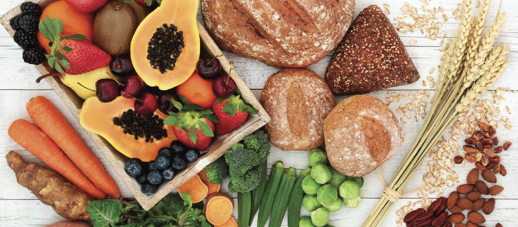 Protein rich foods like eggs and nuts