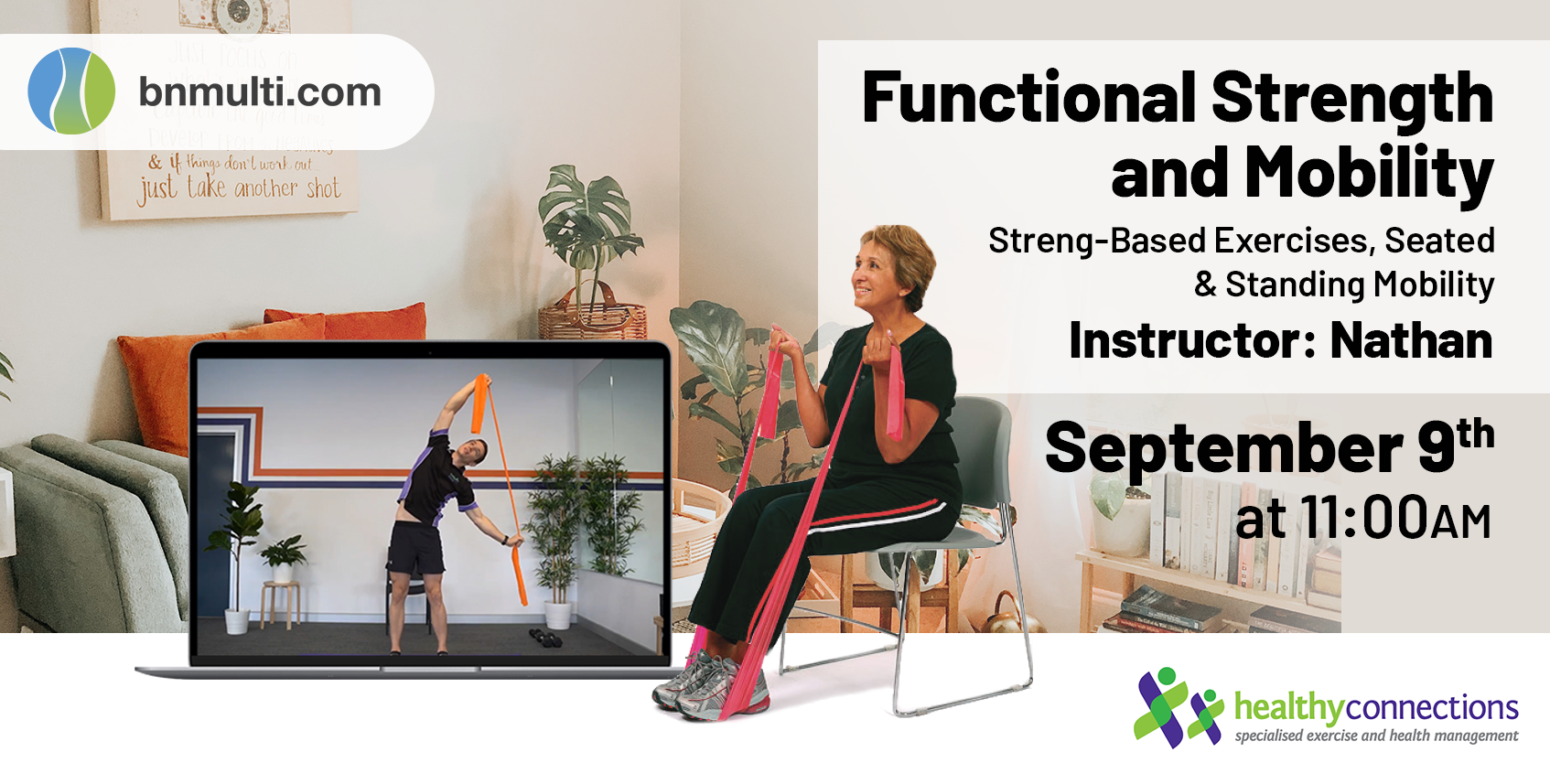 functional strength and mobility exercise