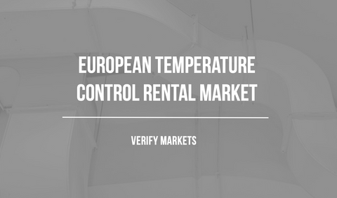 temporary heating and cooling equipment rental market europe