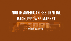 backup power market residential north america