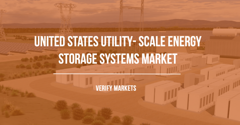 utility-scale energy storage market united states