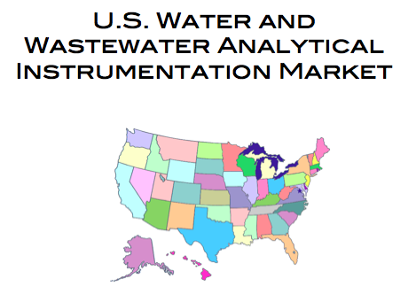 water and wastewater analytical instrumentation market report usa