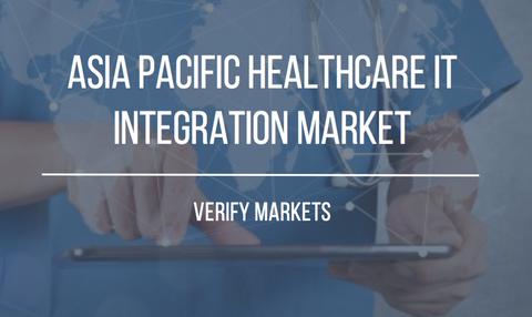 2016 ASIA PACIFIC HEALTHCARE IT INTEGRATION MARKET