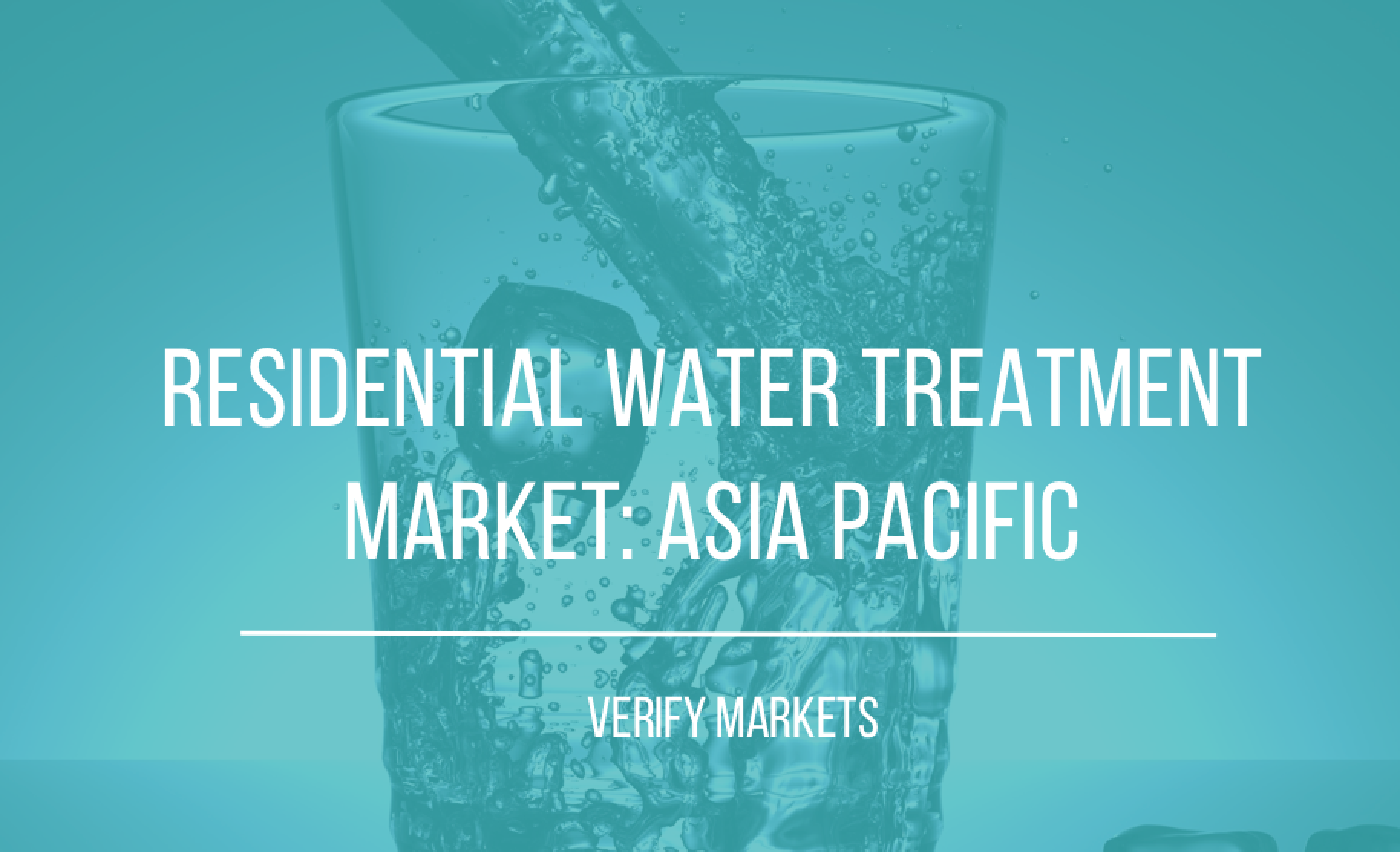 2017 RESIDENTIAL WATER TREATMENT MARKET: ASIA PACIFIC