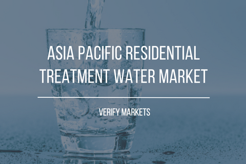 ASIA PACIFIC RESIDENTIAL WATER TREATMENT MARKET