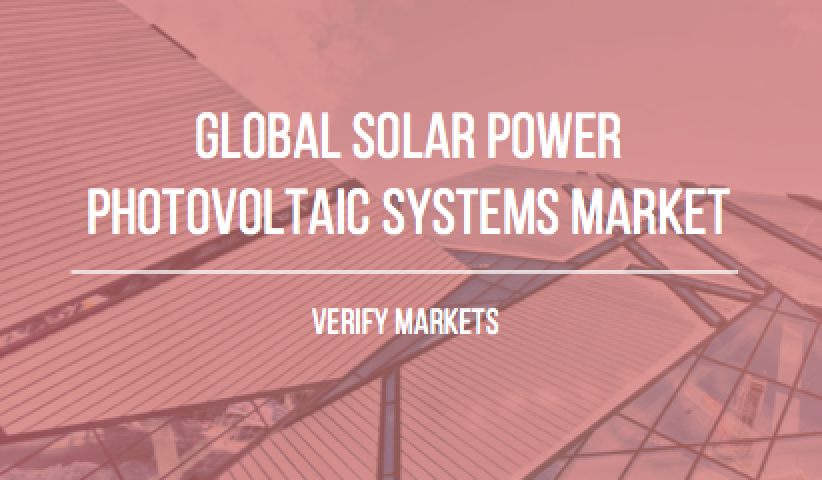 solar power pv systems market report